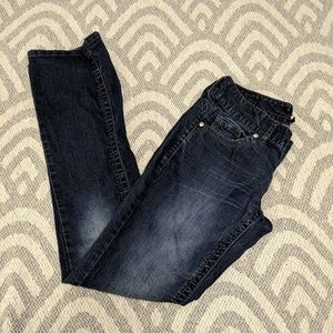 Maurices Jeans Size 3/4 with Detailed Pockets
